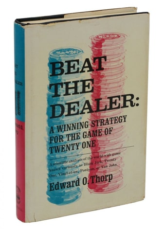 Edward Thorp - Beat the dealer
